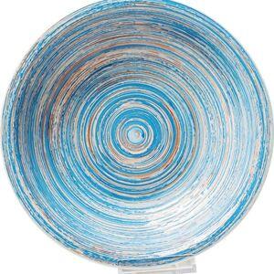 Talíř Deep Swirl Blue O21cm
