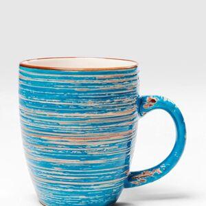 Hrnek Swirl Blue