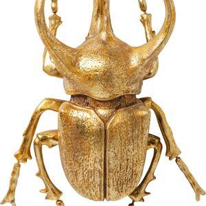 Nástěnná dekorace Atlas Beetle - zlatá