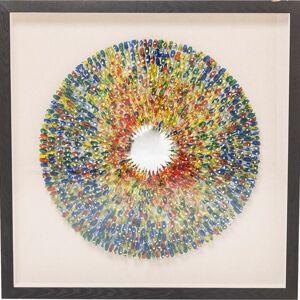 Dekorativní rámeček Colour Explosion 120×120 cm
