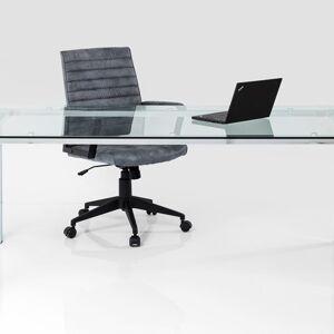 Stůl Lorenco Chrome 180×90 cm