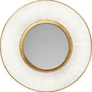 Zrcadlo Sun Storm Gold - 93 cm