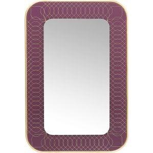 Zrcadlo Revival Berry 90×60 cm