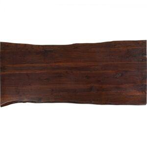 Stolová deska Tavola Walnut Baumkante 180x90cm