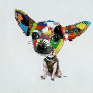 Olejomalba Chihuahua 50x50cm