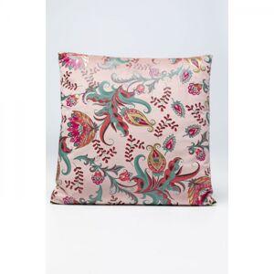 Dekorativní polštář Floral Rose 45x45cm