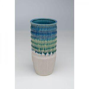 Barevná porcelánová váza Nature Life 36cm