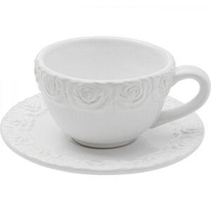 Hrnek na kávu Rosa - set 2 ks