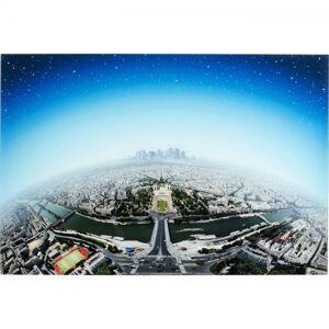 Skleněný obraz Planet Paris 100x150cm