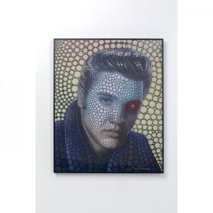 Obraz v rámu 3D King 70x57cm