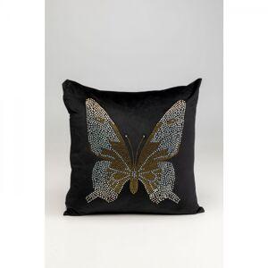 Dekorativní polštář Diamond Butterfly 45x45cm