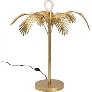 Stolní lampa Palmera - zlatá, 52cm