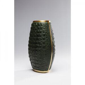 Váza Croco Green 36 cm