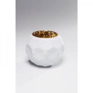 Váza Precious White 14 cm