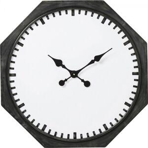Nástěnné hodiny Octagon O 66 cm