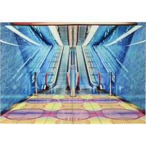 Skleněný obraz Escalator Show 80×120 cm
