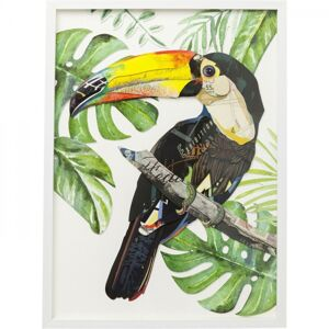 Obraz Frame Art Paradise Bird Single 70×50 cm
