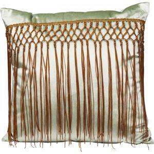 Dekorativní polštář Falling Fringes 45×45 cm