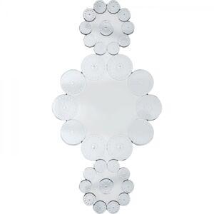 Zrcadlo Ice Flowers 194x102cm