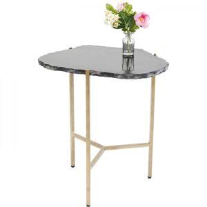 Odkládací stolek Piedra 50×45 cm
