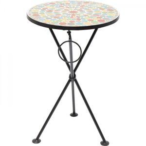 Odkládací stolek Clack Mosaic Colore O36 cm