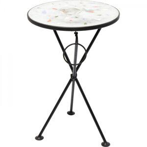 Odkládací stolek Clack Mosaic Multi Stone O36 cm