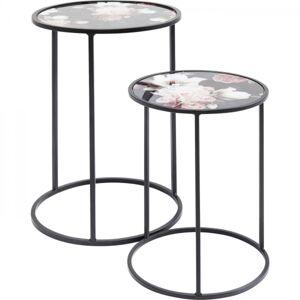 Odkládací stolek Peony (set 2 ks)