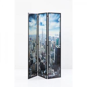 Paravan Glass NY Skyline