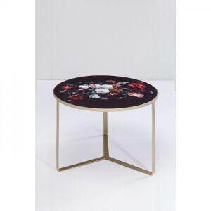 Odkládací stolek Flores O55 cm