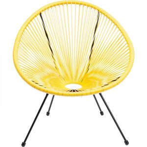 Křeslo Chair Acapulco Yellow