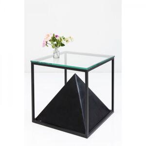 Odkládací stolek Pyramid 45×45 cm