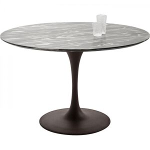 Stůl Invitation Set Ebony Black O120cm