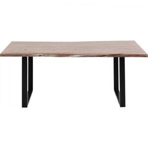 Stůl Harmony Walnut 160×80 cm - černý