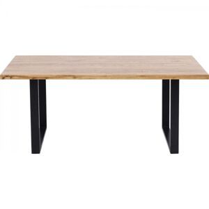 Stůl Jackie Oak 200×100 cm - černý