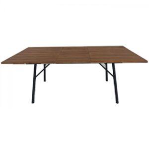 Rozkládací jídelní stůl Maui 150cm (+50cm) x 90cm