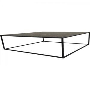 Konferenční stolek Greta - černý, 100x50cm